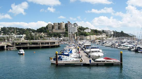 Buckingham Lodge: Harbour front Torquay