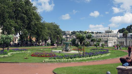 Buckingham Lodge: Beautiful Gardens of Torquay