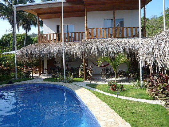 Otro Lado Lodge and Restaurant: Here&#39;s a view of the lovely Otro Lado