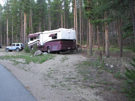 Photo of Lottis Creek Campground Gunnison