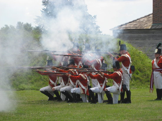 Niagara-on-the-Lake, Canada: Local fort