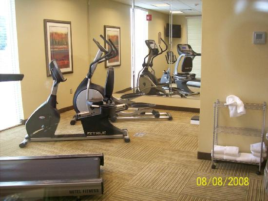 Holiday Inn Statesboro South: Exercise gym