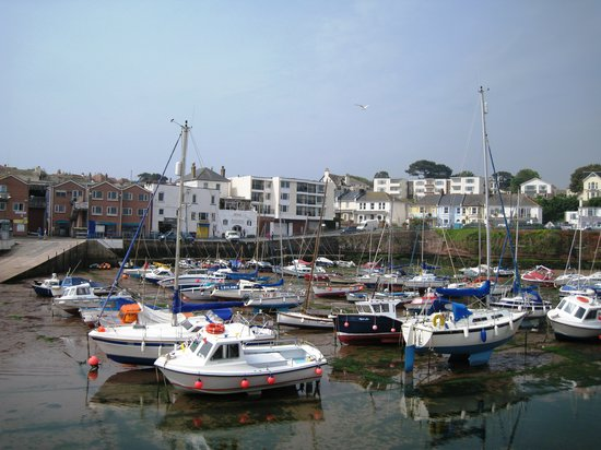 Torquay, UK : Paignton Harbour 