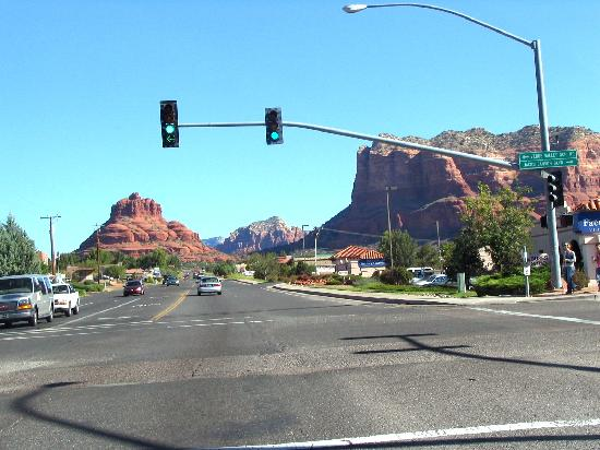 map of sedona az area with Locationphotodirectlink G31352 D74246 I18337739 Days Inn Sedona Sedona Arizona on Page likewise Arizona And The Grand Canyon besides Bike Skills Park further Directions besides Dead Horse Ranch State Park Map.