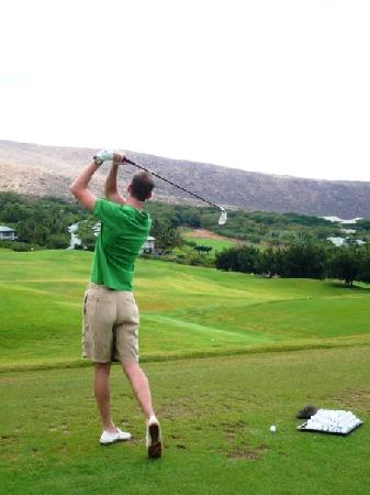 Four Seasons Resort Lana'i, The Lodge at Koele: Golf at Manele.