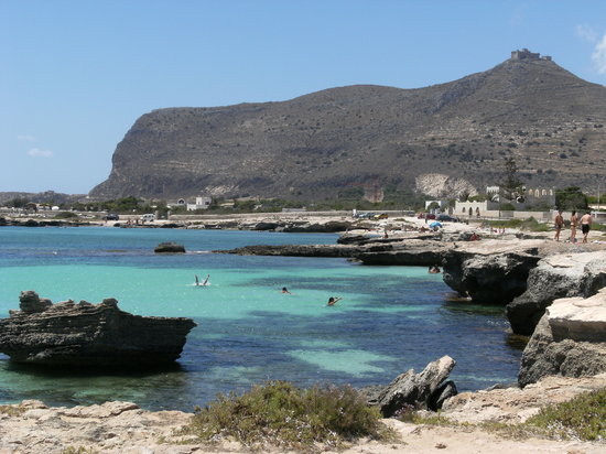 Favignana - Cala Azzurra