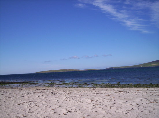 Orkney Islands, UK: Evie Sands