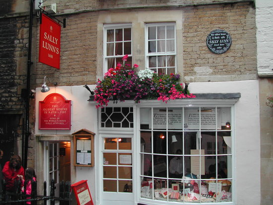 Sally Lunn S Restaurant Tea Room Bath