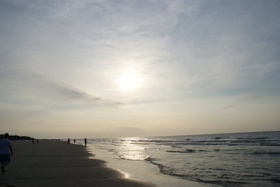 Hilton Head, Carolina Selatan: Beach