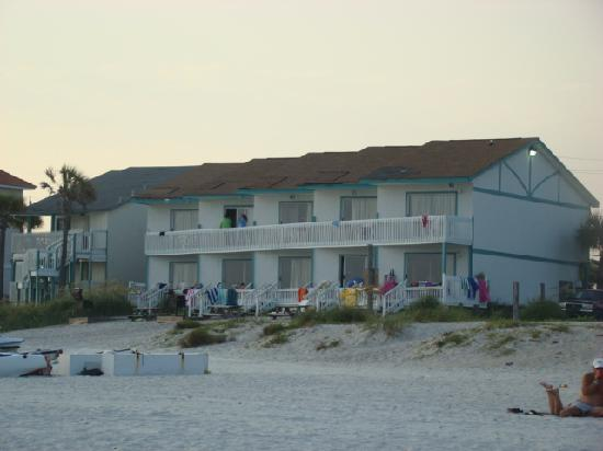 Sandpiper Beacon Beach Resort: Villas or Condos?, not sure