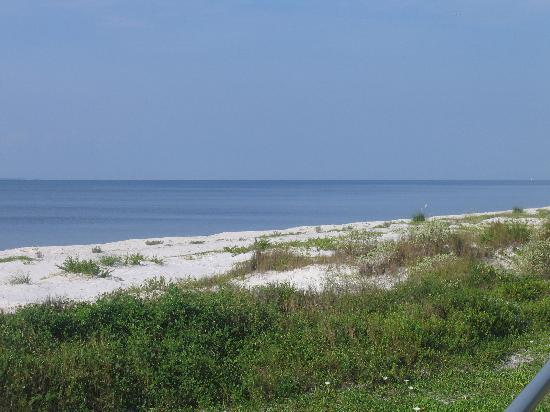 ‪‪Carrabelle‬, فلوريدا: Carrabelle beach‬