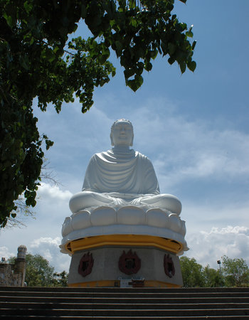 Nha Trang, Vietnam: Budha Statue