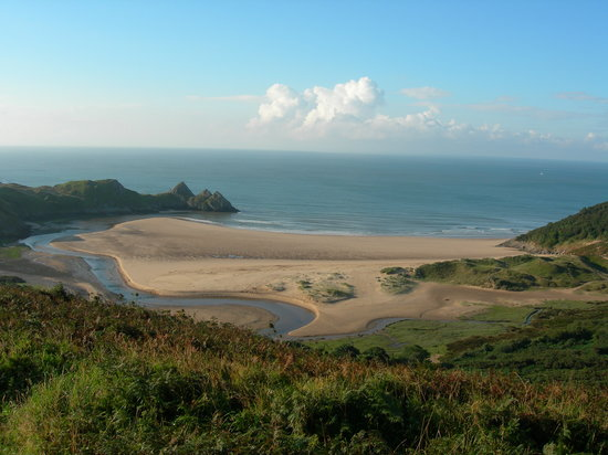 Three Cliffs Bay Holiday Park