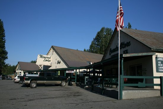 Lassen Mineral Lodge