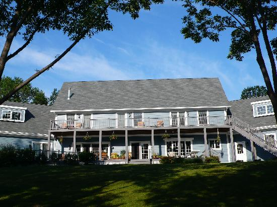 The Pearl of Seneca Lake B&B: the B&B