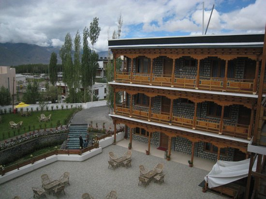 Room photo 4037291 from Hotel Yak Tail in Leh,Jammu and Kashmir,India