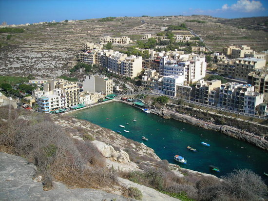 Bed and Breakfast i Xlendi