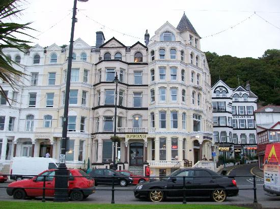 Silvercraigs Hotel: Hotel from the Prom