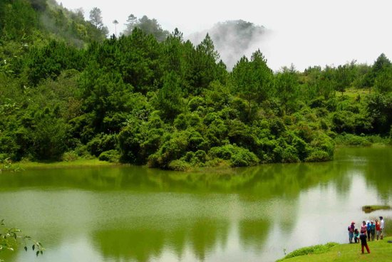 Sagada, Philippines: lake danum