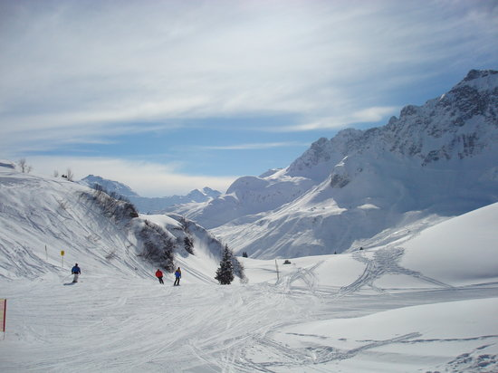 St. Anton am Arlberg bed and breakfasts