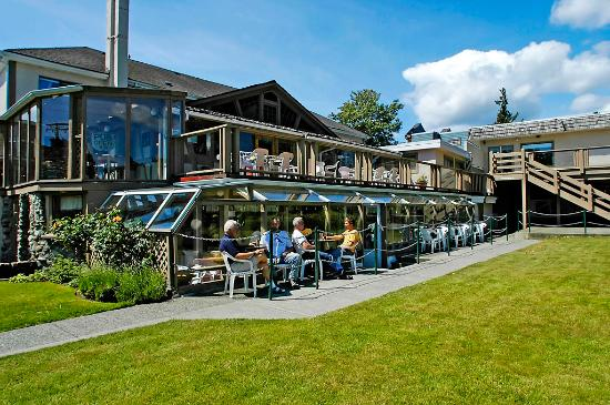 Campbell River Lodge, Inn