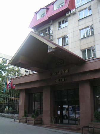 Hotel Uyut