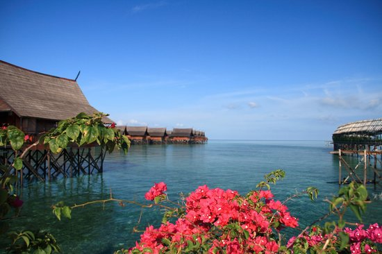Pulau Sipadan accommodation