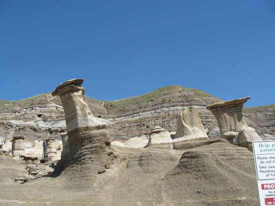 Drumheller, Canad: Drumhellar