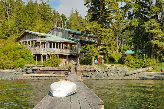 Photo of Hidden Cove Lodge Port McNeill