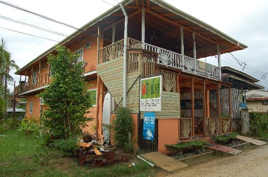 Hotel Lula's Bed and Breakfast: Hotel Lula