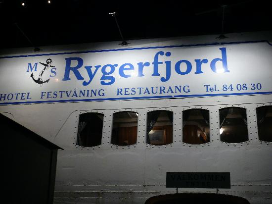 Rygerfjord and Hostel Hotel