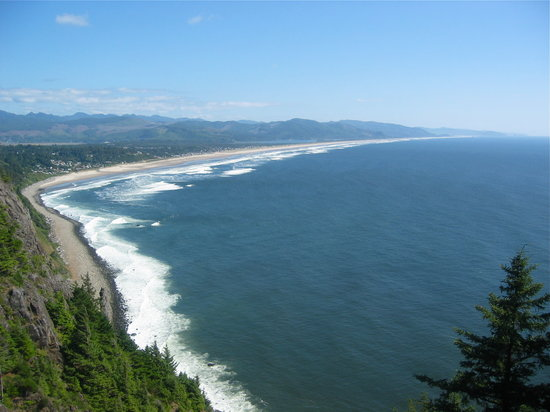 View towards Manzanita