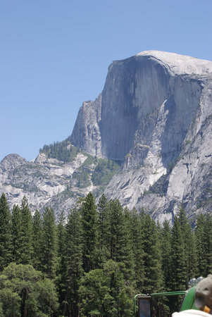 Yosemite National Park, CA: Half Dome