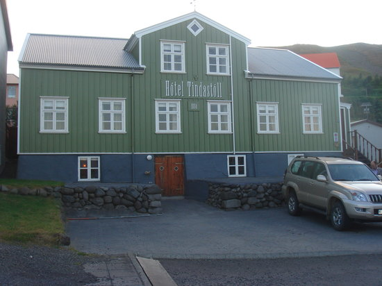 Photo of Hotel Tindastoll Saudarkrokur