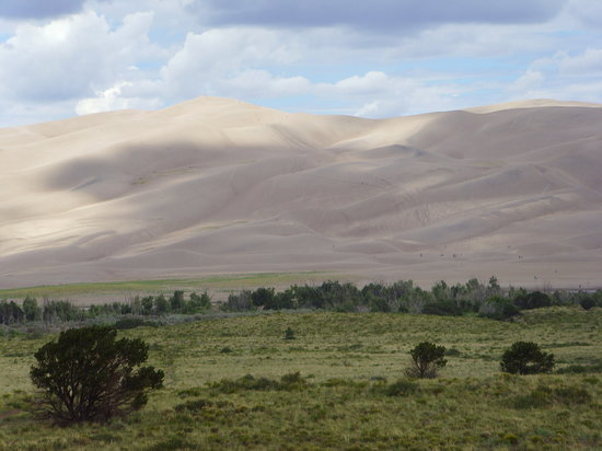 Alamosa, Колорадо: Great Sand Dunes National Park