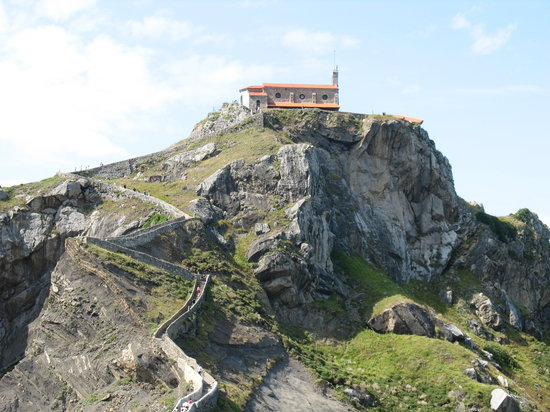 Bilbao, Espaa: San Juan de Guatelugatxe 3