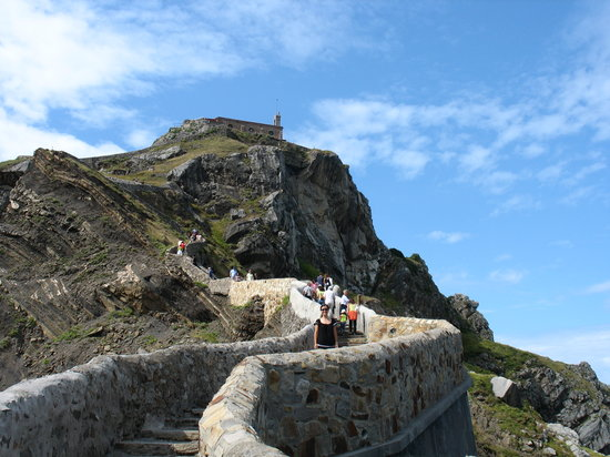 Bilbao, Espaa: San Juan de Guatelugatxe 4