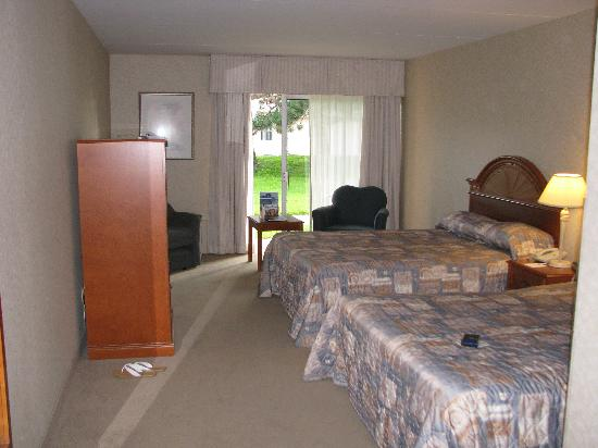 BEST WESTERN PLUS Brant Park Inn &amp; Conference Centre: room view