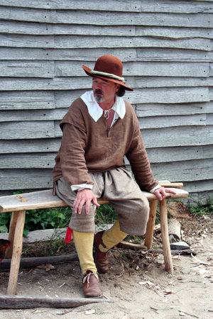 Plymouth, MA: John Billington-the only Pilgrim to be put to death (for murder)