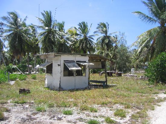 Kiribati : radio station