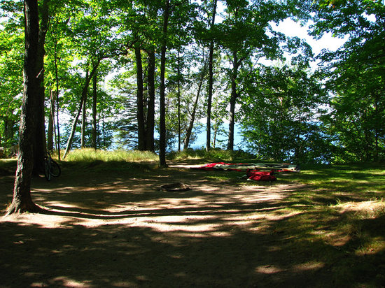 Presque Isle Campground