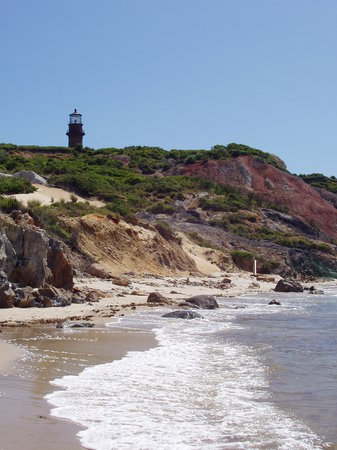 Martha's Vineyard, MA: Aquinnah Lighthouse