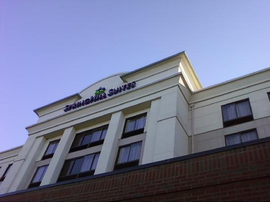SpringHill Suites Gaithersburg: outside