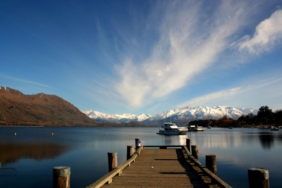 Bed & breakfast i Wanaka