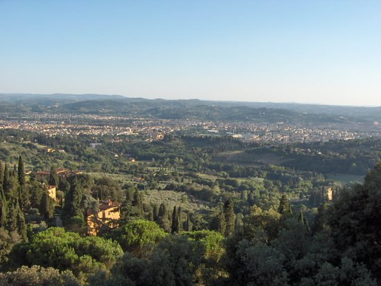 Fiesole attractions