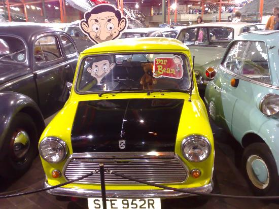 Read National Motor Museum at
