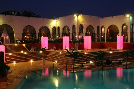 Club Med Agadir: Club Med by night
