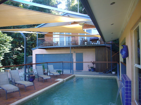 Kookas Bed &amp; Breakfast: Kooksa&#39;s B&amp;B - La piscina