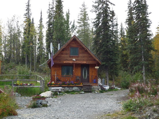 Kennicott River Lodge: Brad&#39;s Cabin