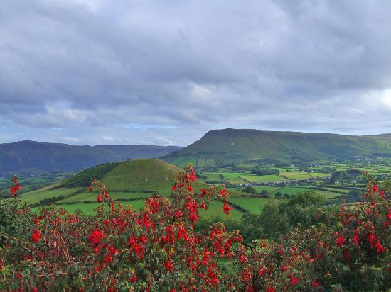 Cushendall, UK: local scenery